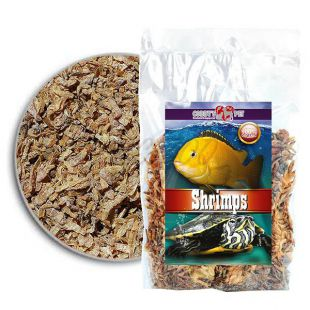 Krevetky 100ml - sladkovodné, sušené