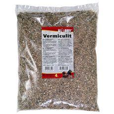 Tropický terarijný substrát Vermiculit 4 L - 3-6mm