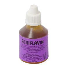 Acriflavin - roztok proti plesniam akvarijných rýb