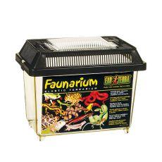 Faunarium - prenosný plastový box 180 x 110 x 125 mm