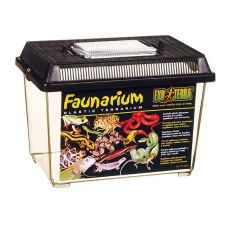 Faunarium - prenosný plastový box 230 x 155 x 170 mm