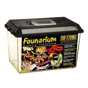Faunarium - prenosný plastový box 300 x 195 x 205 mm