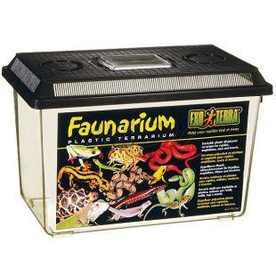 Faunarium - prenosný plastový box 370 x 220 x 250 mm
