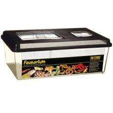 Faunarium - prenosný plastový box 460 x 300 x 170 mm