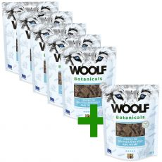 Woolf Botanicals Seafish stripes with kelp and thyme 80 g 5+1 GRÁTIS