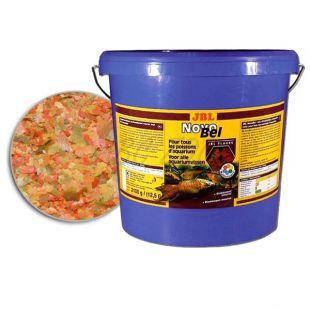 JBL Novobel 10,5l - krmivo pre všetky druhy akváriových rýb