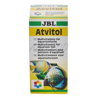 JBL Atvitol 50ml - Vitamínový prípravok pre ryby