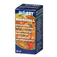 Mikrozell 20ml - krmivo pre artémie