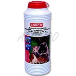 Odstraňovač zápachu v klietkach pre hlodavce - 600g