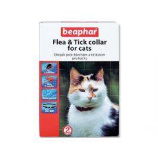 Obojok pre mačky proti blchám a kliešťom 35 cm