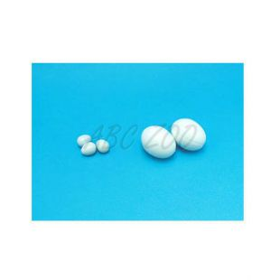 Podkladové vajíčka pre vtáky - malé, 3 ks