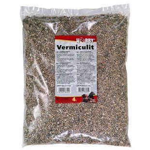 Tropický terarijný substrát Vermiculit 4 L - 0-4mm