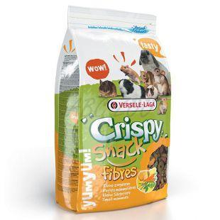 Crispy Snack Fibres 15kg - krmivo pre hlodavce