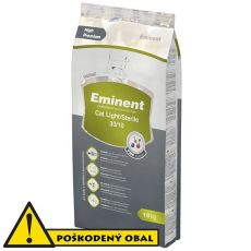Eminent Cat Light / Sterile 10 kg - POŠKODENÝ OBAL