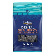 FISH4DOGS Dental Sea Jerky Fish Whoppers 500 g