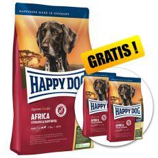 Happy Dog Supreme Africa 12,5kg + 2 x 1kg GRÁTIS