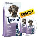 Happy Dog Supreme Fit & Vital Senior 12 kg + 2 x 1kg GRÁTIS