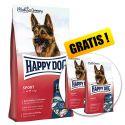 Happy Dog Supreme Fit & Vital Sport Adult 14 kg + 2 x 1kg GRÁTIS