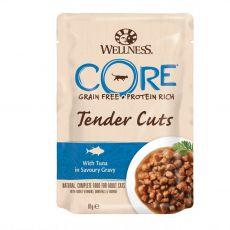 Wellness CORE Tender Cuts tuniak 85 g