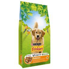 Purina FRISKIES Dog Balance 15kg - POŠKODENÝ OBAL