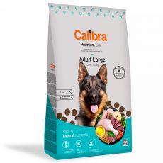 Calibra Dog Premium Line Adult Large 12 kg NEW - POŠKODENÝ OBAL