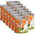 Farmina N&D dog Duck & Pumpkin konzerva 12 x 285 g