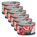 Farmina N&D dog Quinoa Digestion konzerva 6 x 140 g