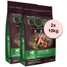 Wellness CORE Adult Lamb 2 x 10 kg