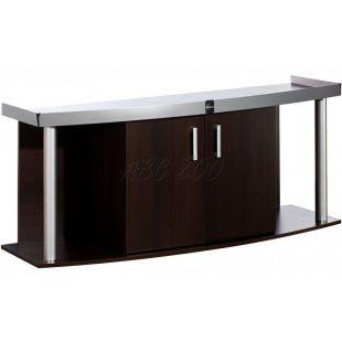 Stolík pod akvárium COMFORT 150x50x67 cm - OBLÚK