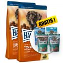 Happy Dog Supreme Toscana 2 x 12,5kg + DARČEK