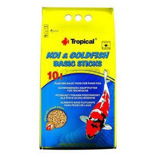 TROPICAL Koi goldfish sticks 10L