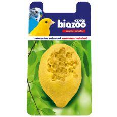 Minerálny kameň pre vtáky - citrónový, 55 g