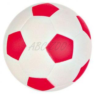 Lopta pre psov - športová gumená, 9 cm