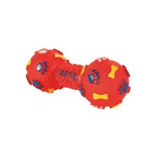 Hračka pre psov - vinylová činka, 15 cm