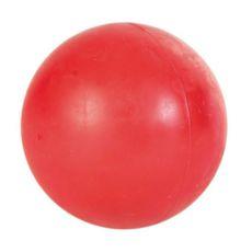 Ťažká lopta pre psov - tvrdá guma, 7 cm