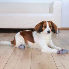 Ponožky pre psov - protišmykové 2ks, M - L