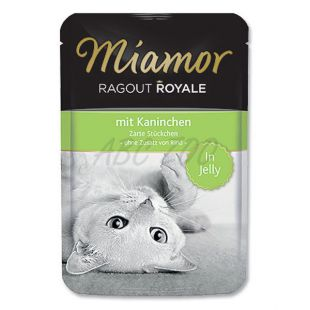 MIAMOR Ragout Royal 100g - KRÁLIK