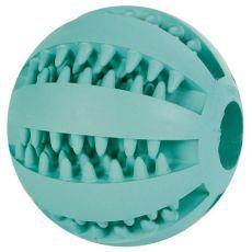 Hračka pre psa - mentolová lopta pre psov, 7 cm