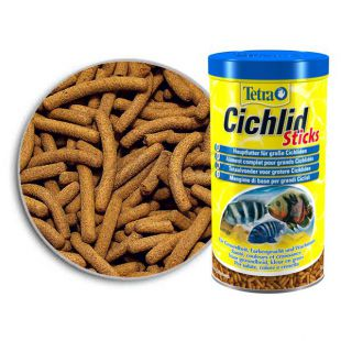 TetraCichlid Sticks 1L