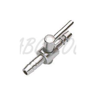 Kohútik kovový s reguláciou 4/6mm