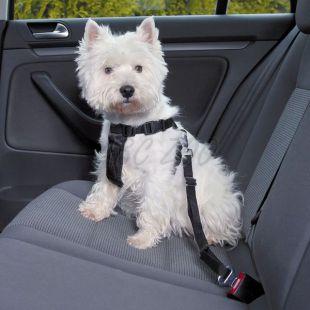Postroj pre psa do auta, bezpečnostný - XS, 20 - 50 cm