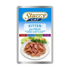 Stuzzy cat kapsička pre mačiatka - kuracia, 100 g