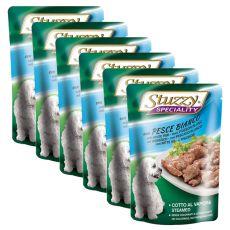 Stuzzy Speciality Dog - treska, 6 x 100 g