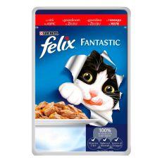 Felix krmivo - hovädzie mäso v želé, 100 g