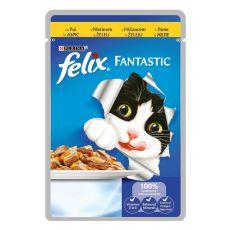 Felix krmivo - kuracie mäso v želé, 100 g