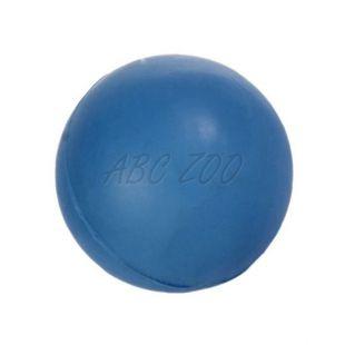 Loptička pre psa z tvrdej gumy, 6 cm