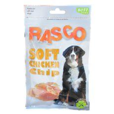 Pamlsky RASCO - plátky kuracieho mäsa, 80 g