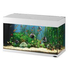 Akvárium Ferplast DUBAI 80 BIELE - 125L