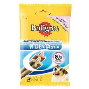Tyčinky pre psov Pedigree Denta Stix small - 7 ks / 110g