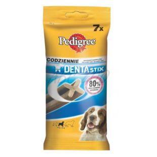 Tyčinky pre psov Pedigree Denta Stix medium- 7 ks / 180g